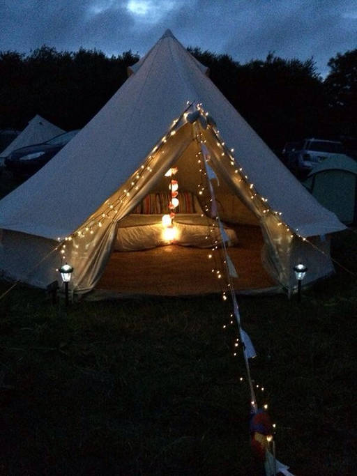 Partyfield Dorset party in a field bell tent 3.jpg