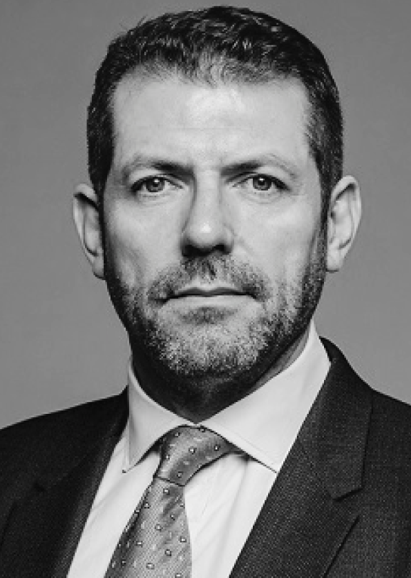 Dr. Christopher Sier, Advisor Chair of FCA Institutional Disclosure Working Group and Fintech envoy of the north of UK, appointed by UK Treasury. Chris is also MD FiNexus and Professor of Practice Univeristy of Newcastle. Formerly Chris was Director of the Financial Services KTN.