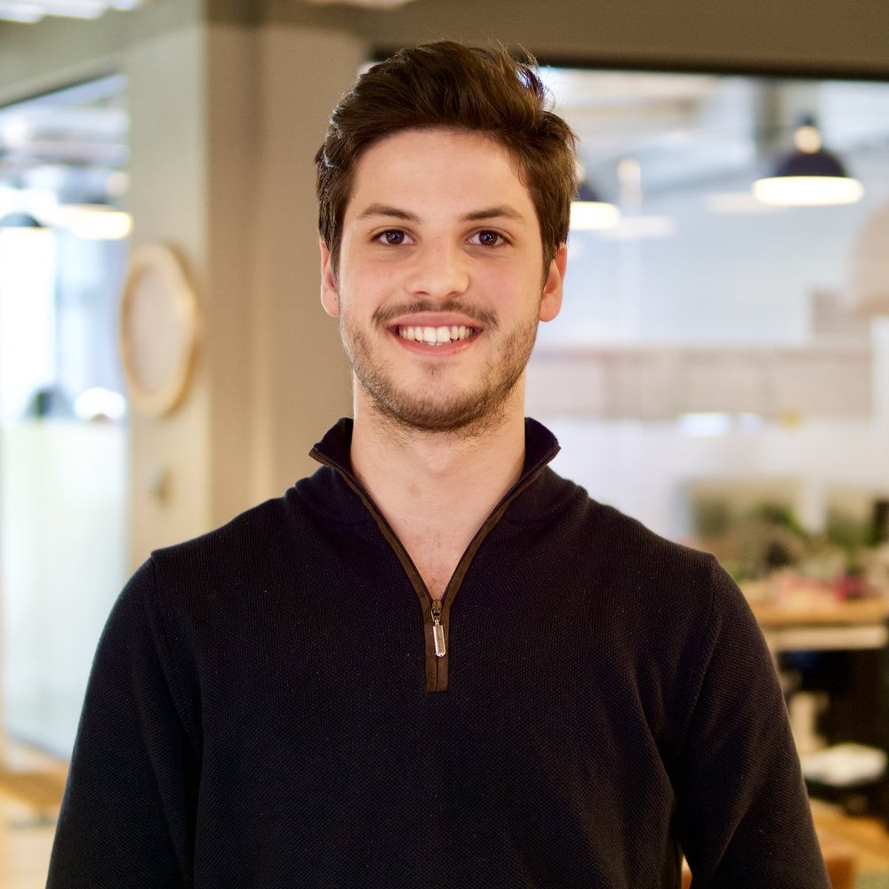 Adam Mansour, Innovation Associate   Adam is currently a student at Regents University London studying Global Management with Marketing. Having previously aided  startups, Adam will bring his prior experience in assisting to build the new Innovation Hub.