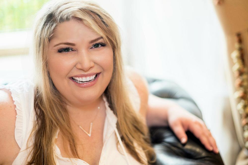 Jen Mavros<br/>Spiritual Messenger<br/>Talk Show Host