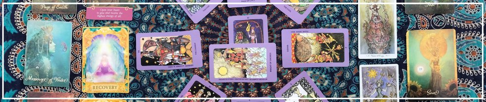 Need some guidance in your life? - click here for tarot spreads!