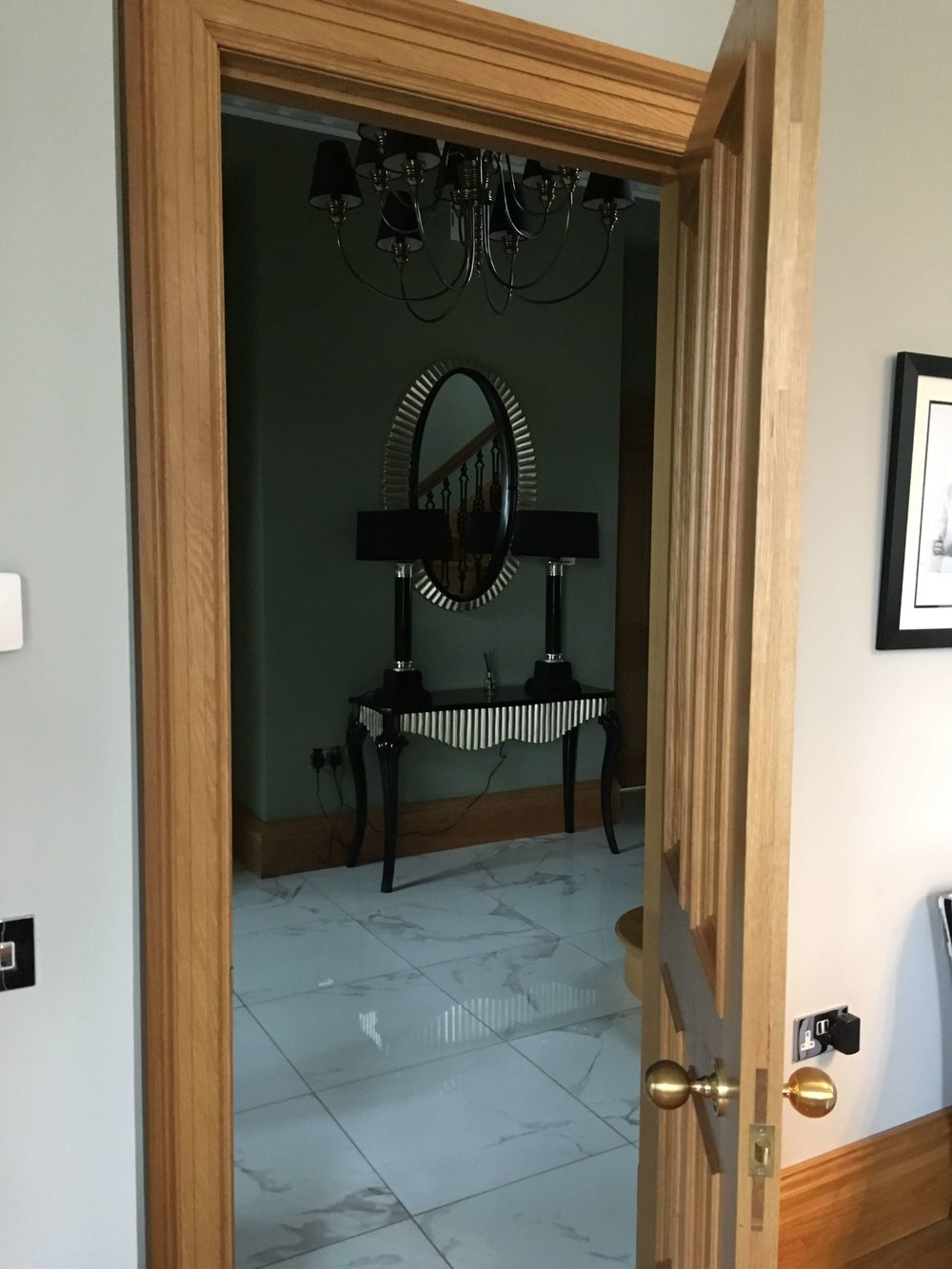 Mirror interior design Aberdeen, Aberdeenshire | Interiors Unlimited