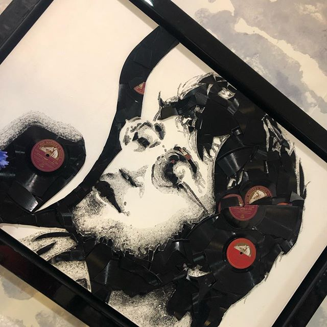 * Sale Still On * hurry and catch some bargains before our sale ends. We have lots of lovely items reduced - a huge range of cushions, martini glasses for those evenings spent with guests and even a John Lennon picture made out of original records. Amazing.