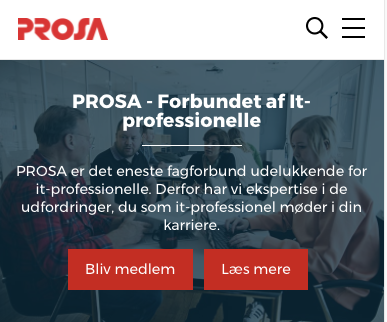 Getting Control of Your Data - HAT in Prosa Denmark