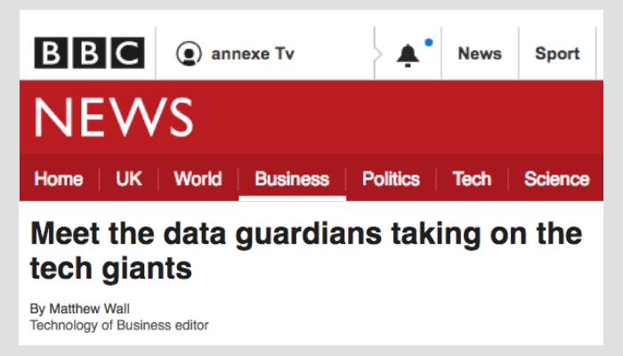 HAT as data guardian - 29 Jan 2019