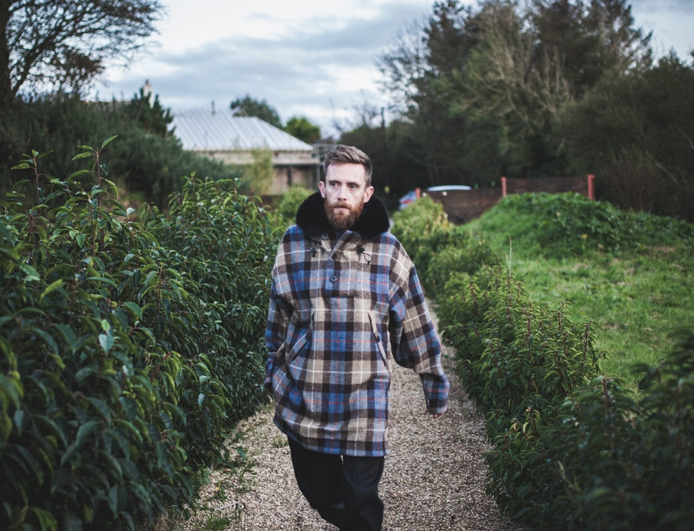Harris Tweed - The Harris Tweed on this limited edition smock is handmade in the Crofts of the Scottish Hebrides. With its rich heritage, iconic look and touch, it's a recognised mark of quality and the perfect celebration of manufacturing in the UK.Shop the Harris Tweed Popla Smock
