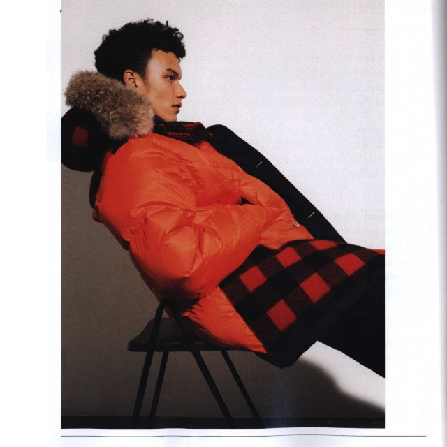 GRIFFIN X WOOLRICH ARCTIC PARKA |  GQ GERMANY AW18