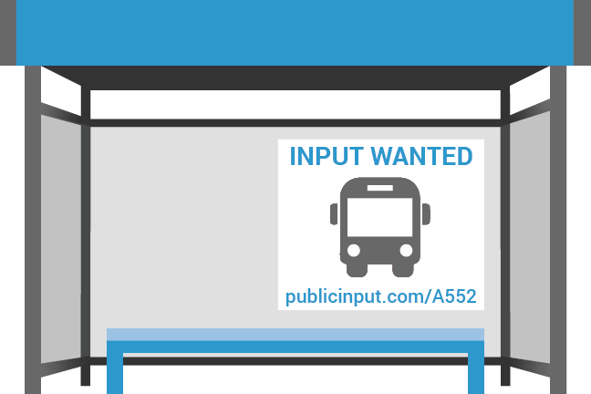 Community engagement software for transit - text messaging campaign