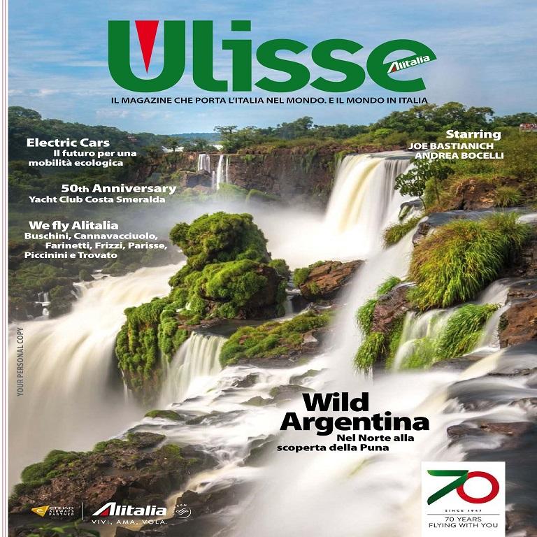 Ulisse Magazine   july 2017