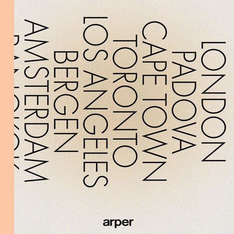 Arper Selected References   2016
