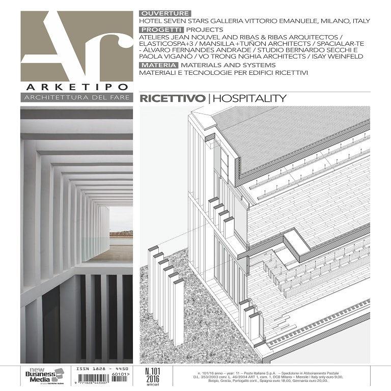 Arketipo   n. 101 abr 2016