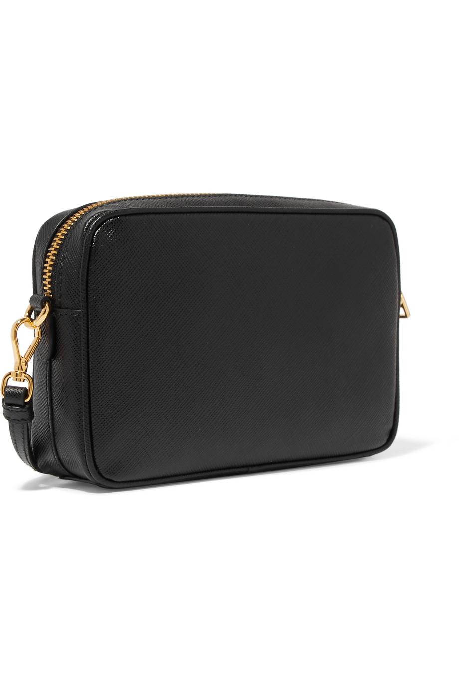 55e0523b5 Prada Saffiano Leather Crossbody Camera Bag — Evelyn M. Atelier