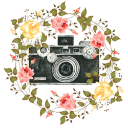 camera flower wreath.png