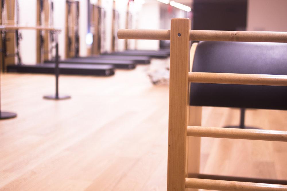 pilates studio gym fitness contrology