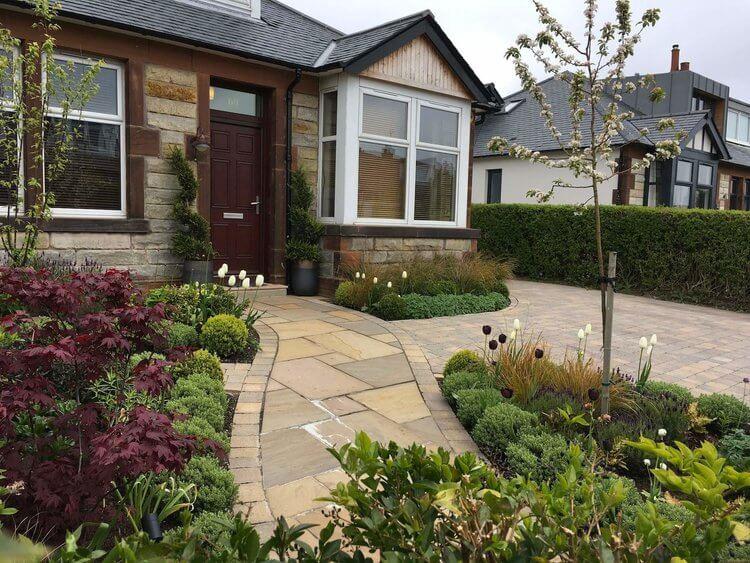 planting design Edinburgh