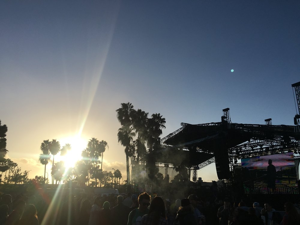 One Love Festival, Long Beach, California