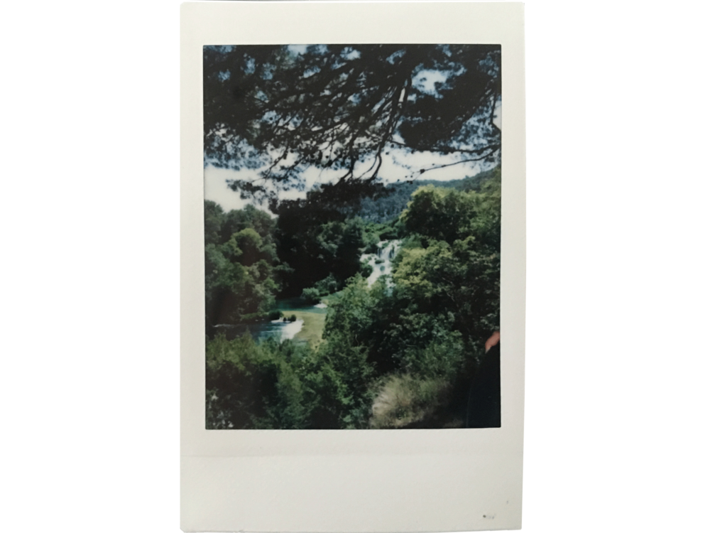 Chasing waterfalls  Krka National Park, Croatia