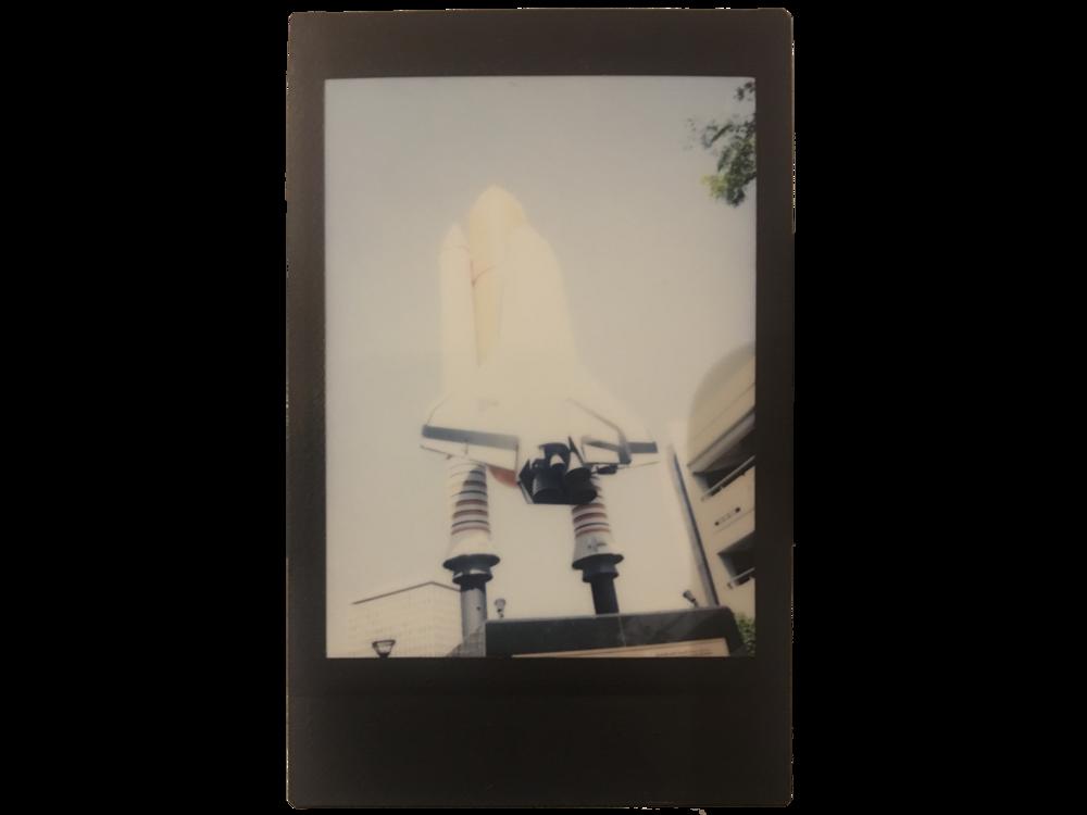 Rocket man  Los Angeles, California, USA