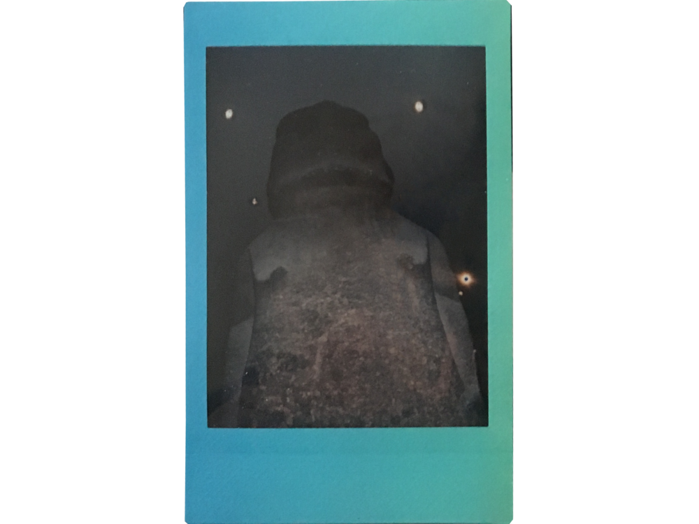 Hoa Hakananai'a, the Easter Island moai  The British Museum,Bloomsbury, London, UK
