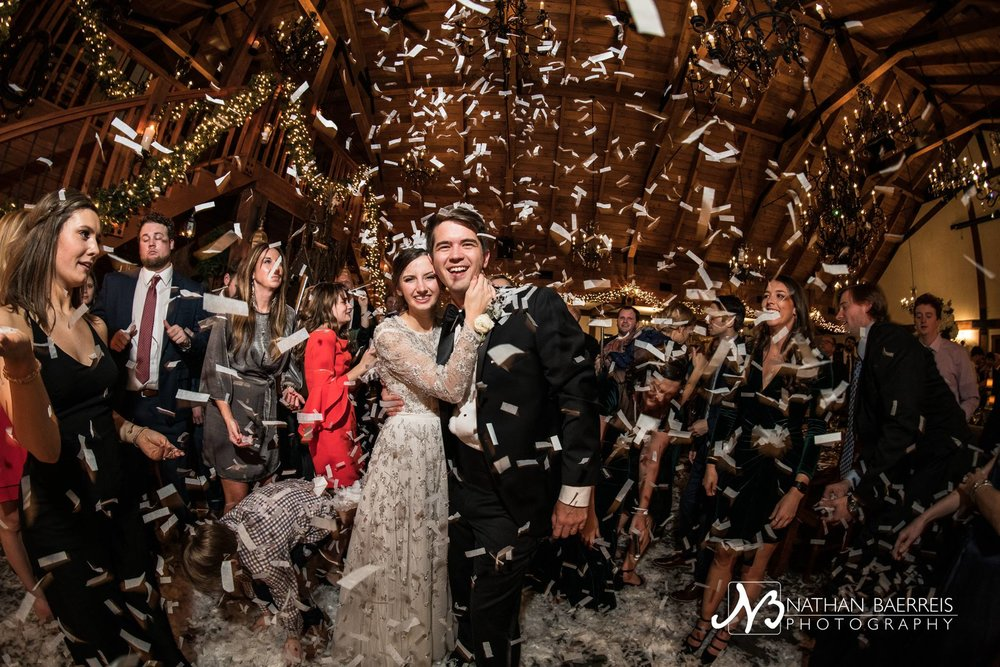 Caroline and Benton Confetti at McGuires.jpg
