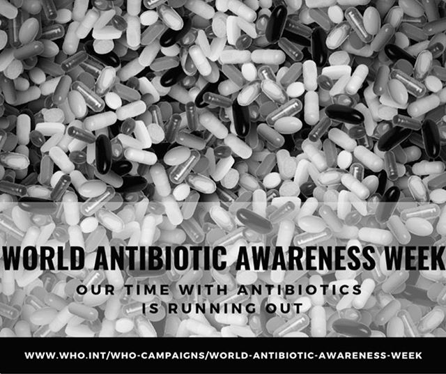 💊World Antibiotic Awareness Week 💊 12 - 18 November, aims to increase awareness of global antibiotic resistance and to encourage best practices among the general public, health workers and policy makers to avoid the further emergence and spread of antibiotic resistance.  The theme of the campaign, Antibiotics: Handle with Care, demonstrates that antibiotics are a precious resource and should be preserved.  They should be used to treat bacterial infections, only when prescribed by a certified health professional.  Antibiotics should never be shared and the full course of treatment should be completed – not saved for the future.  #worldantibioticawarenessweek #antibiotics #overprescribed #overprescribing #awarenessweek #awareness #medicine #medication #dentist #dentalpractice #educational