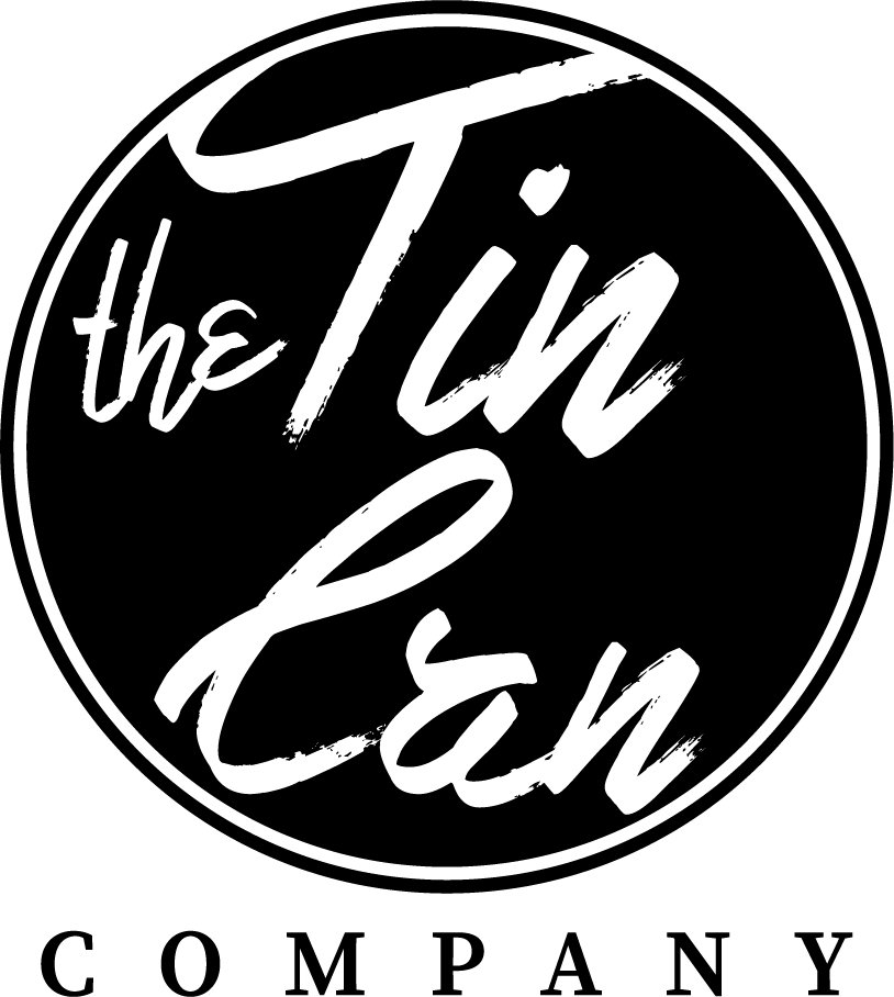 At The Tin Can Company, we sell home decor and gifts with a story-handcrafted,re-purposed, vintage & unique items.