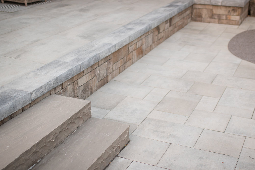 Interlock & Patio - All types of Interlock & Precast Paver installs.