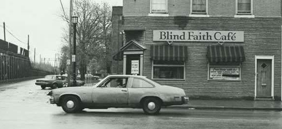 – Cafe History – - – The Blind Faith Story –