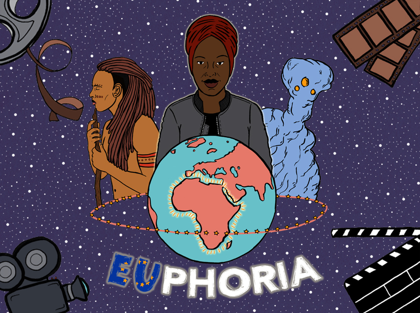 12/08: BLACK SPEAKS BACK  - 'EUPHORIA'   + Wanuri Kahiu - 'Pumzi'