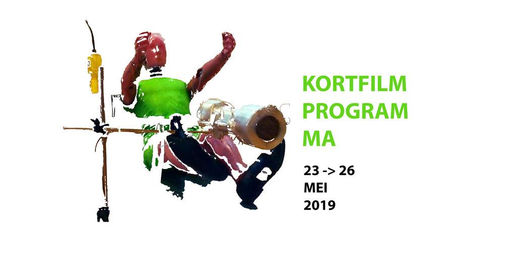 Kortfilmprogramma en expo in Het Bos, Antwerpen - gecureerd door Eva van Tongeren
