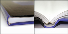 Adhesive Bound Round-Back -