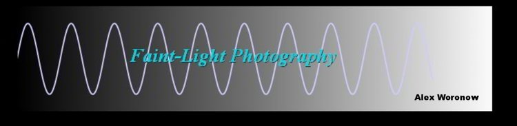 Faint-Light Photography