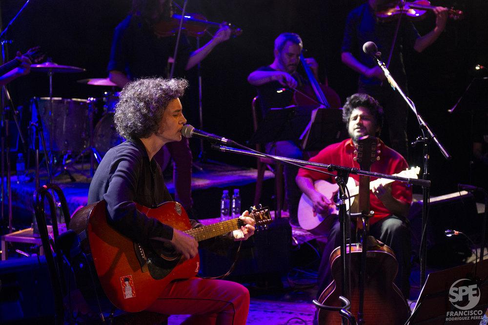 Poli y Prietto presentan Boleros y Canciones en le teatro Margar