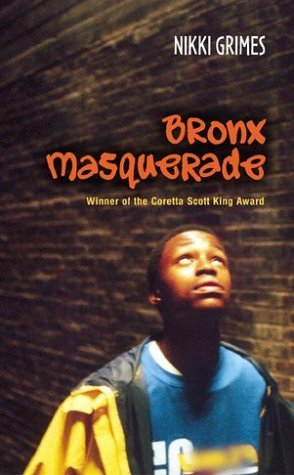 Bronx Masquerade's major focus is poetry but also does a great job of  teaching descriptive language, predictions, and inferences.