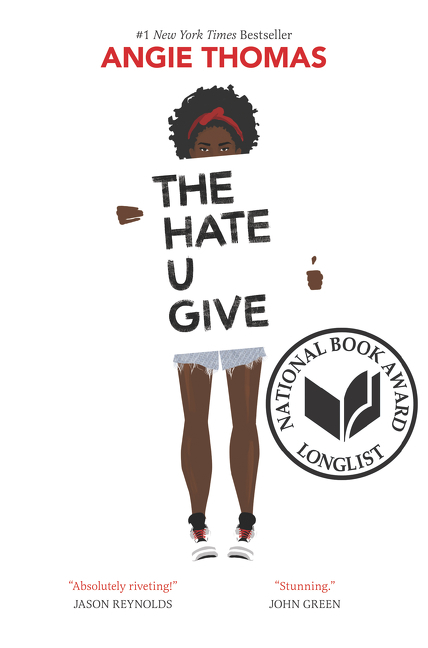 The Hate U Give is a novel that is helpful in teaching figurative language and character development through the eyes of the protagonist, Starr Carter.