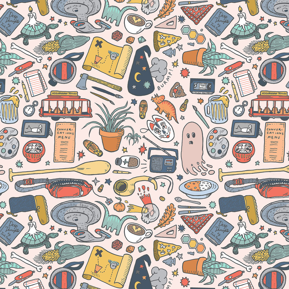 My personal pattern -