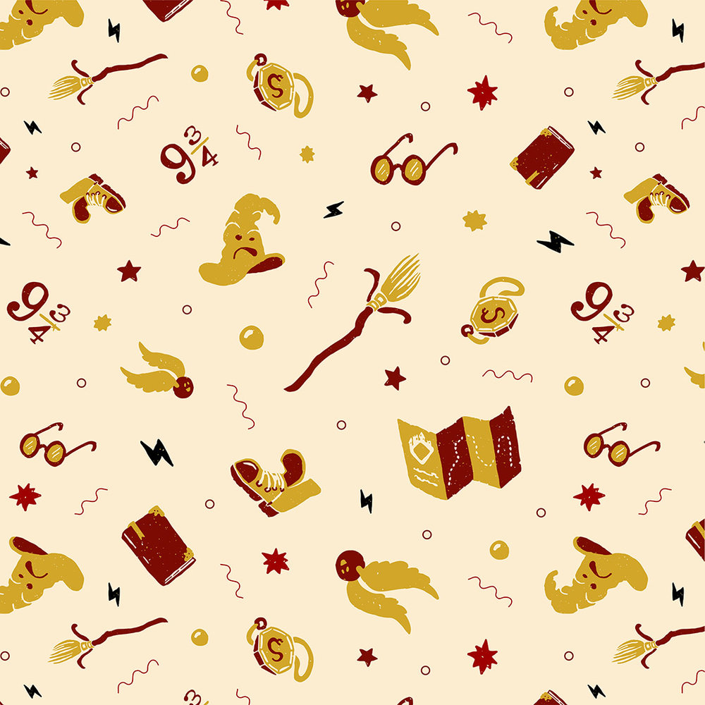 Harry Potter Pattern
