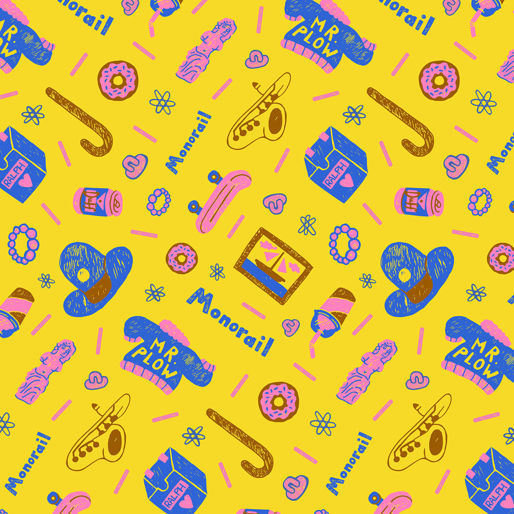 Simpsons Pattern