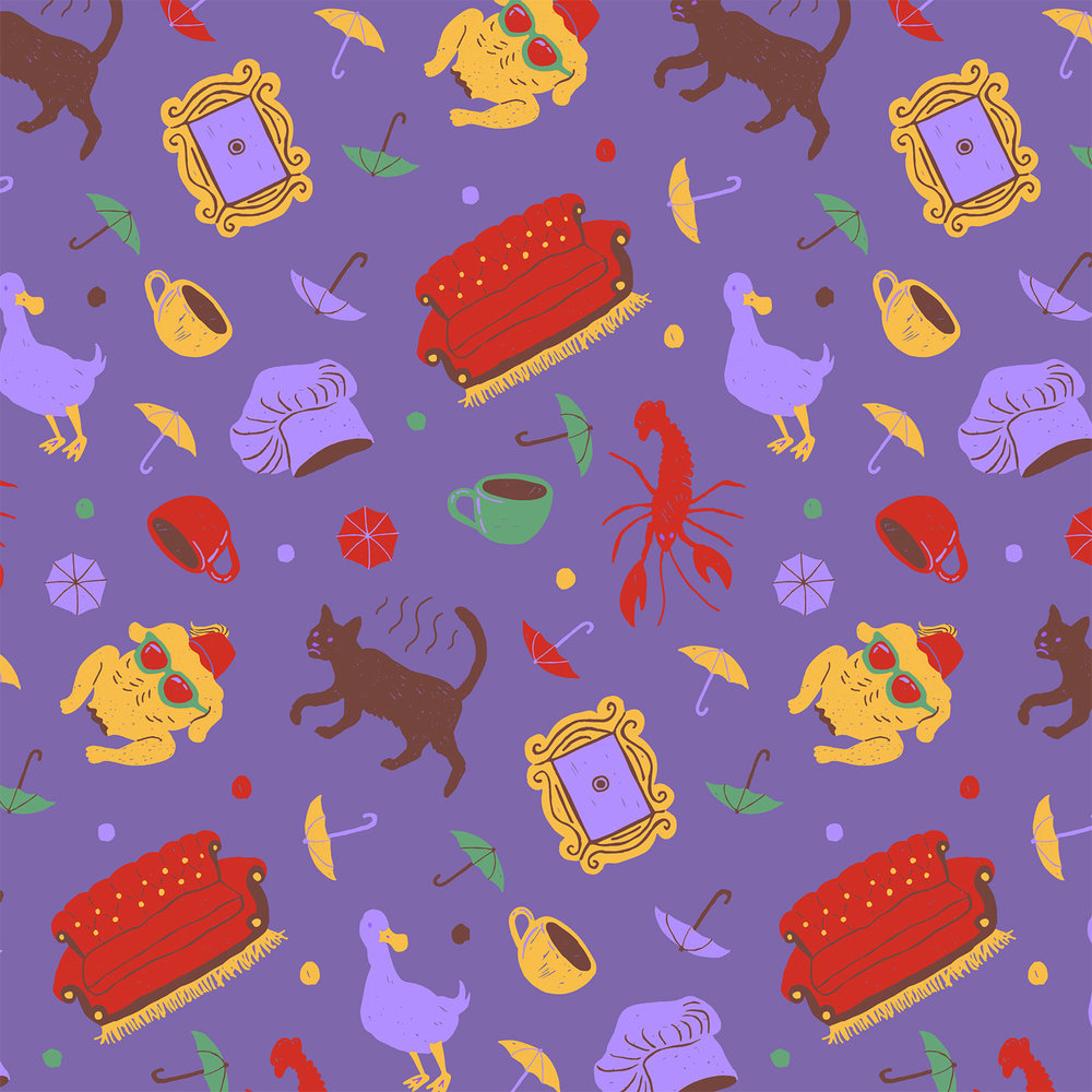 Friends Pattern