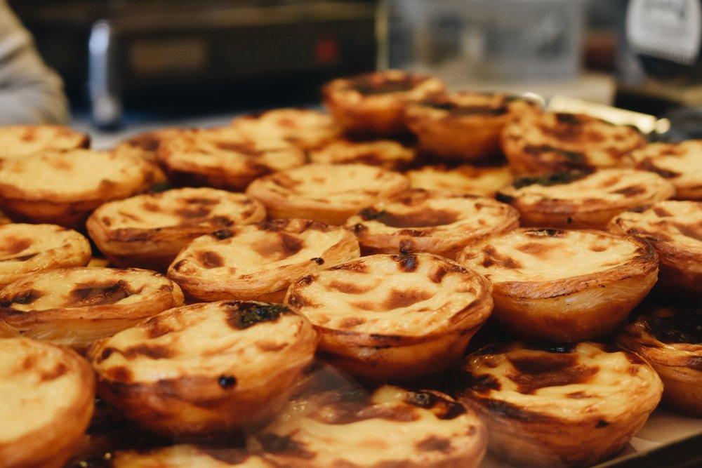 Pastéis de Nata, Pastries & Desserts -