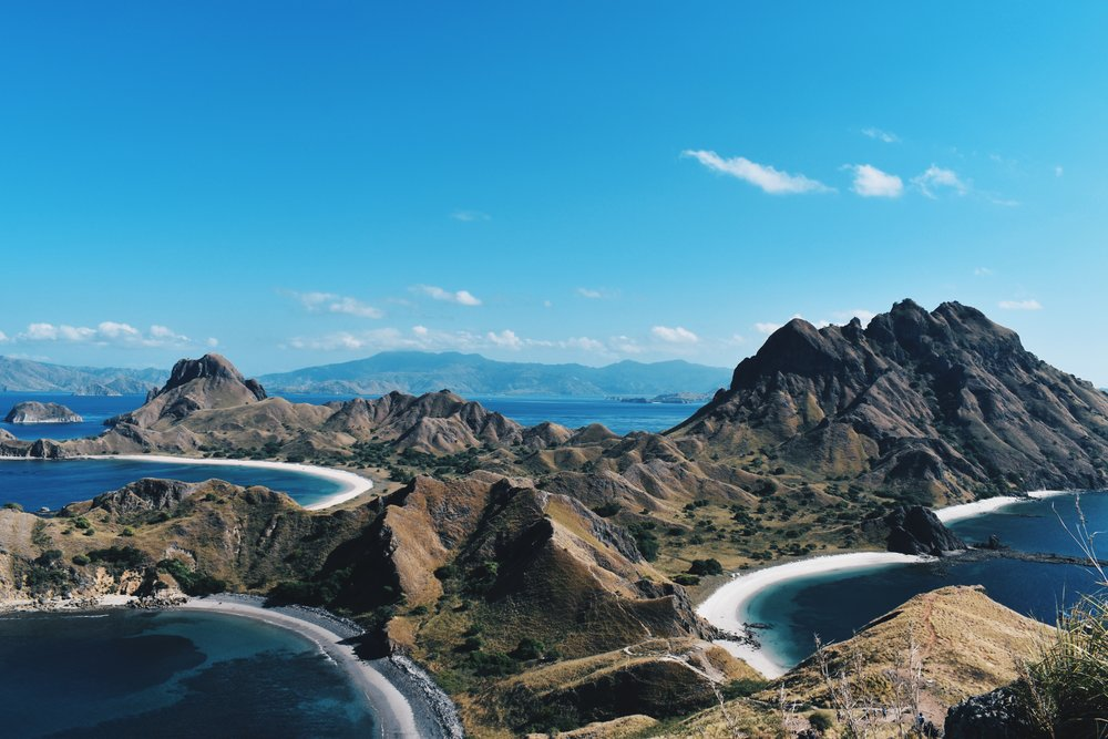 Padar Island was a clear favourite of mine