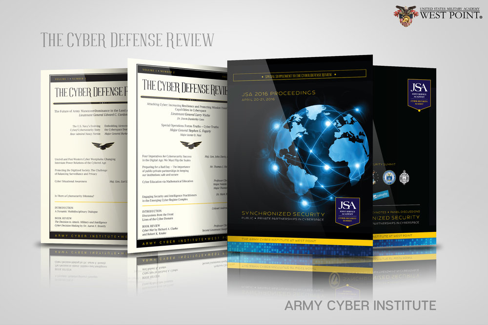 Click to view THE CYBER DEFENSE REVIEW JOURNAL