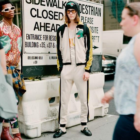 Matthew Pitt for @Gucci #SCOUTED▫️▪️#malemodel with @anitanorrismodels #matthewpitt #anmfam #gucci