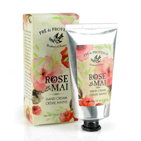 Rose de Mai - rose hand cream