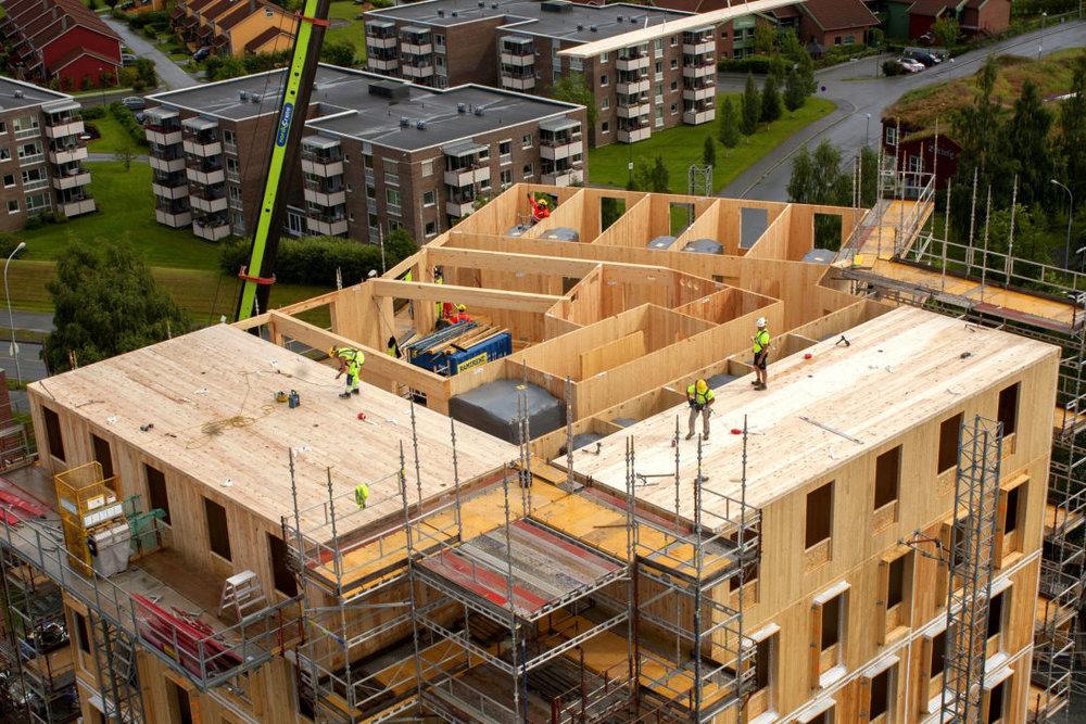 Klikk på bildet for å lese mer om byggeprosessen. Foto: Tomas Bekkavik