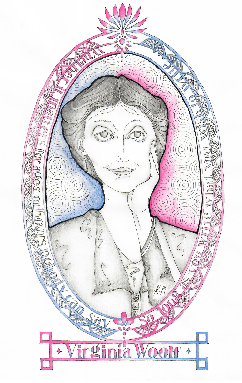 Virginia Woolf Kirsty Maclennan