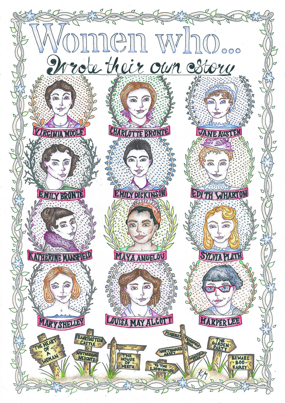 Women Who... - Wrote Their Own StoryAvailable now to inspire women and men young and old.