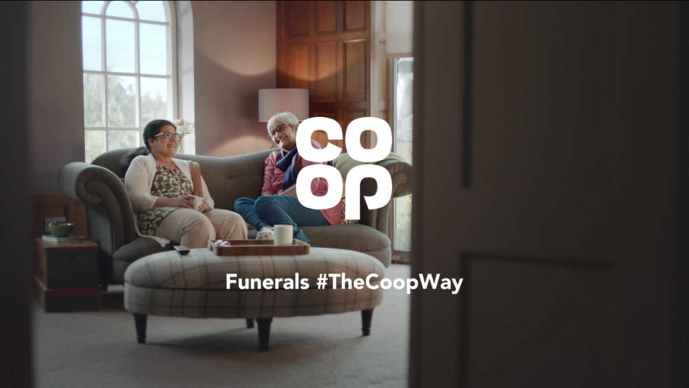 Co-op Funeralcare | Start The Conversation | Integrated