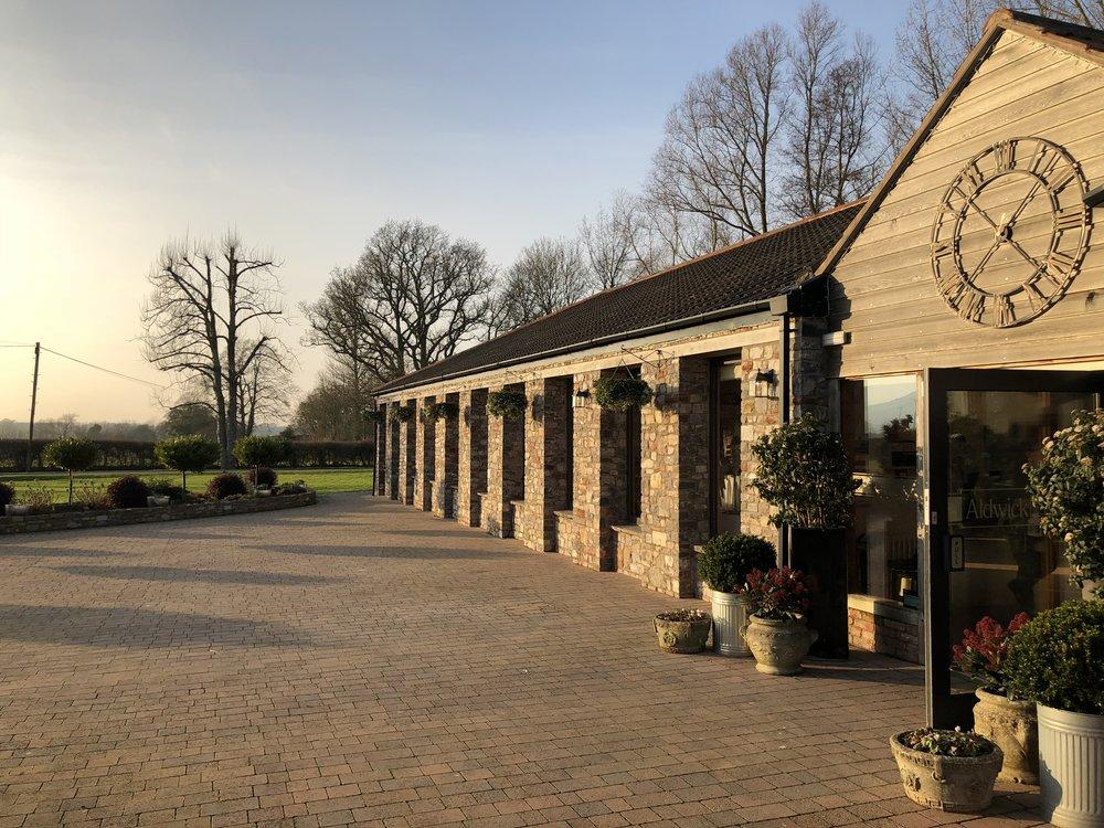 Aldwick Court Farm exterior