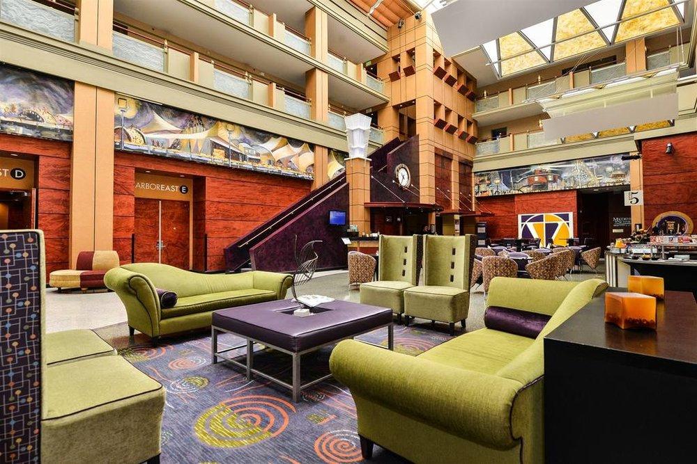 Pier 5 Hotel Lobby